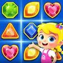 New Jewel Pop Story: Puzzle World icon