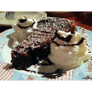 Chocoholic Cake.