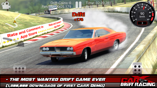 CarX Drift Racing Lite MOD APK (Unlimited Money) 1