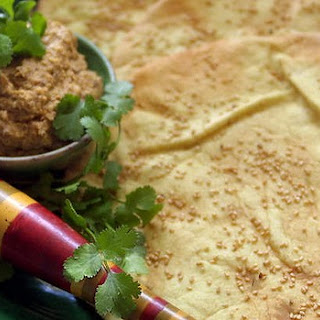 Persian Red Lentil Dip