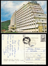 "Photo: Singeorz Bai, Hotel ""Hebe"" - in circulatie in anul 1989 -  din  colectia lui Remus Jercau"