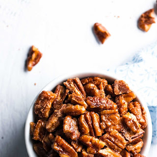 5-Minute Candied Pecans