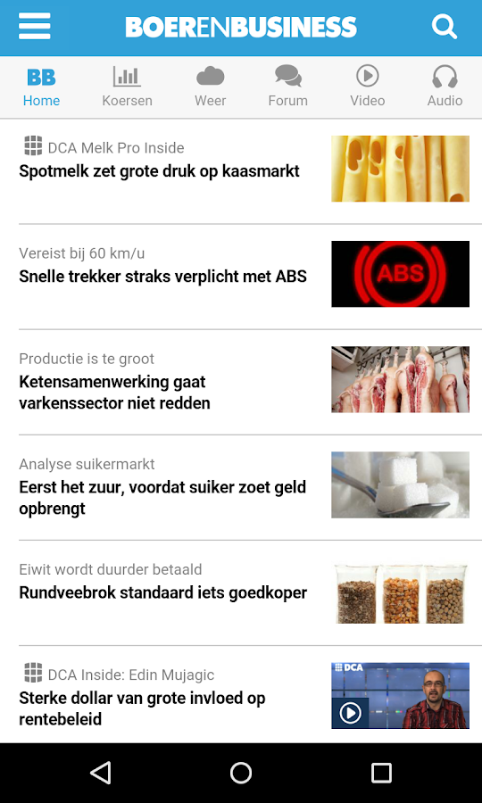 Boerenbusiness: screenshot