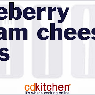 Blueberry Cream Cheese Rolls.