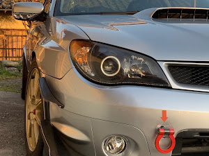 インプレッサ WRX STI  H19年式G型のカスタム事例画像 ken♪さんの2020年02月19日18:13の投稿