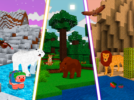 RealmCraft with Skins Export to Minecraft 5.0.5 Screenshots 16