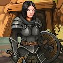 Moonshades: dungeon crawler RPG game icon