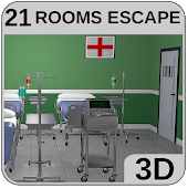 Escape Puzzle Hospital Rooms