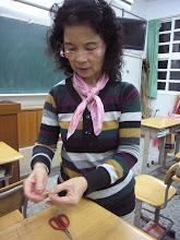 Photo: 20110412藺草編織的創意與技巧002