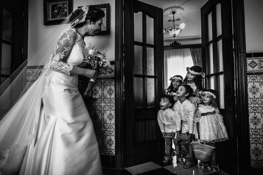 Wedding photographer Agustin Regidor (agustinregidor). Photo of 22.11.2017
