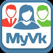 MyVk Гости и Друзья Вконтакте