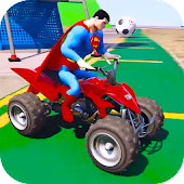 Superheroes Pro ATV (trickiest)