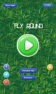 Fly Round - avoiding eagle - náhled