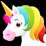 Princess Coloring Game Icon