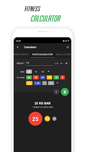 GymKeeper — Gym log, Workout tracker [Unlocked] 4