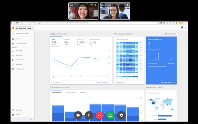 Image result for screen share flock