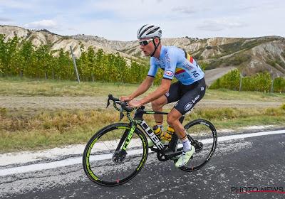 """Loïc Vliegen heeft de ploeg zo goed mogelijk proberen te helpen: """"Ik ben blij met mijn vorm sinds de heropstart"""""""