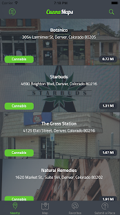 CannaMaps- screenshot thumbnail