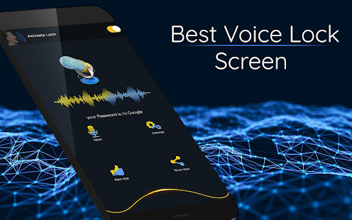 Voice Lock Screen:Unlock Screen With Voice Command for PC