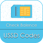 Check balence USSD codes icon