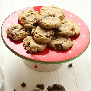 Brown Butter Chocolate Peanut Butter Cookies #delightfulls