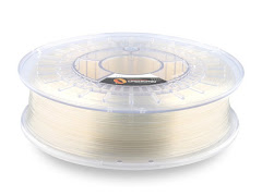 Fillamentum Transparent Extrafill ABS - 1.75mm (0.75kg)