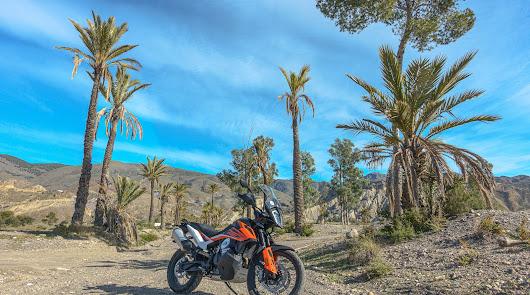 La nueva KTM 790, una moto que te quitará el sueño