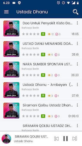 Download 700+ Ceramah Ustadz Dhanu 2020 Terbaru MP3 1.3 1