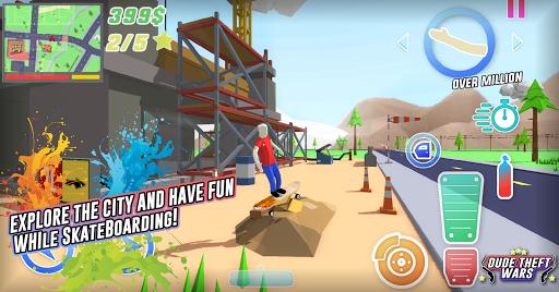 Dude Theft Wars: Open World Sandbox Simulator BETA 0.83b2 23