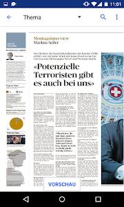 az Grenchner Tagblatt E-Paper screenshot 2