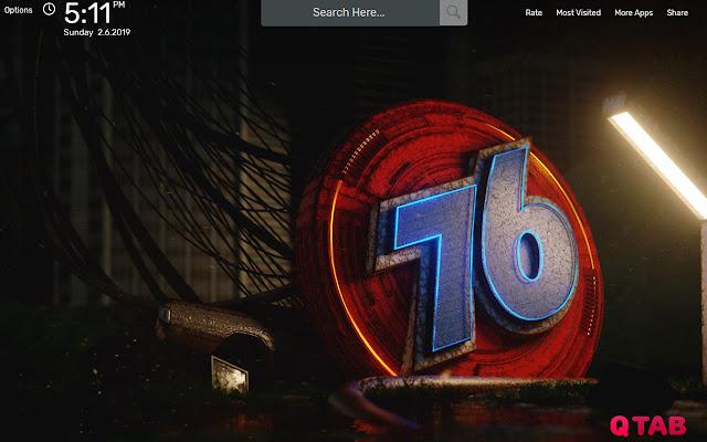 Fallout 76 Wallpapers Hd Theme Chrome Web Store