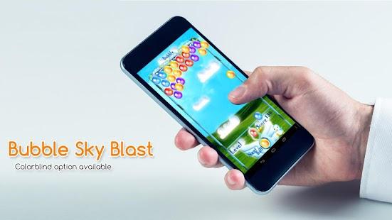 Bubble Sky Blaster - screenshot thumbnail
