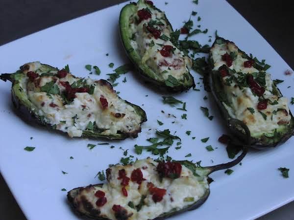 Grilled Stuffed Jalapenos Recipe