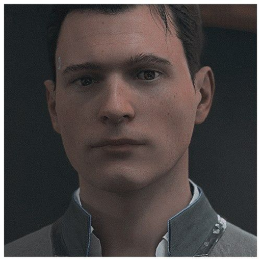 My name is Connor Detroit Become Human Soundboard