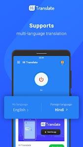 Hi Translate -Language Translator,Online Translate 1 3 5 (AdFree) +