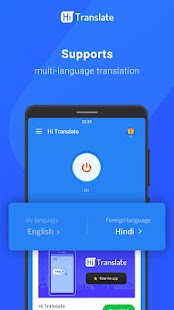Hi Translate -Language Translator,Online Translate Screenshot