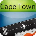 Cape Town Airport + Radar CPT icon