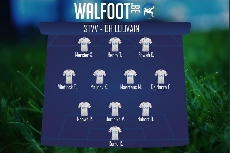 OH Louvain (STVV - OH Louvain)