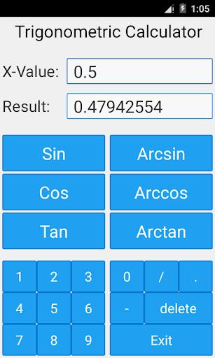 三角函數計算器