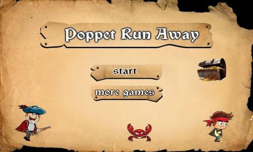 Poppet Run Away