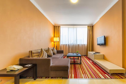 Al Tanmiya Street Serviced Apartment
