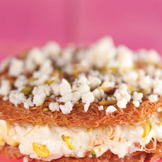 Custard Kunafa Recipe