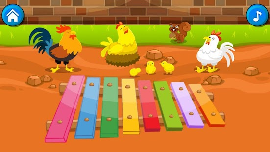 Amazing Musical Game: Musical Instruments Game - náhled