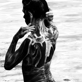 by Kunal Bhattacharya - Black & White Street & Candid