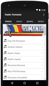 Radio Romania Gratis PRO screenshot 0