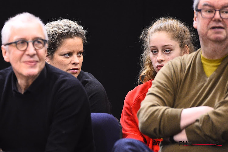 'Dochter van Kim Clijsters is groot sporttalent en heeft dat explosieve van haar mama'