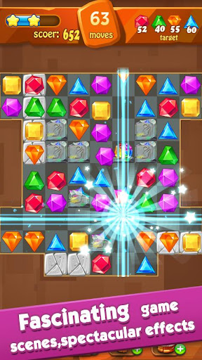 Jewels Classic - Jewel Crush Legend apktram screenshots 14