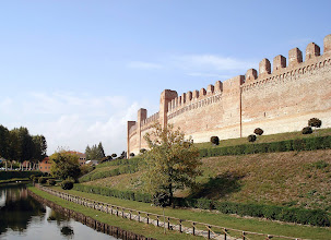Photo: Cittadella's walls