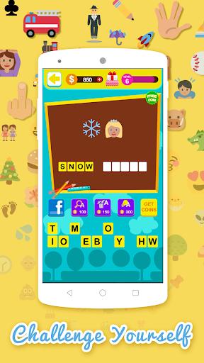 Word Games - Guess Emoji 1.1.2 screenshots 5