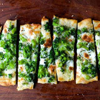 Broccoli Pizza.